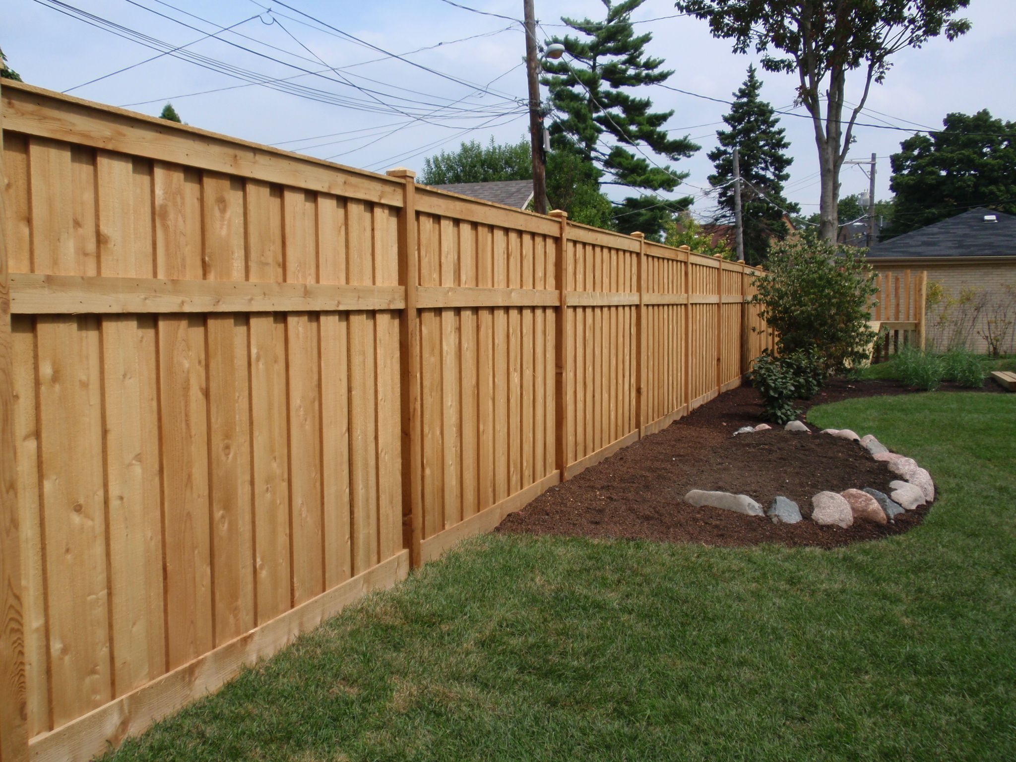 Front gate installation in Reading by Reading Fencing